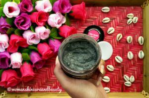 Skin Salad Charcoal Face Mask