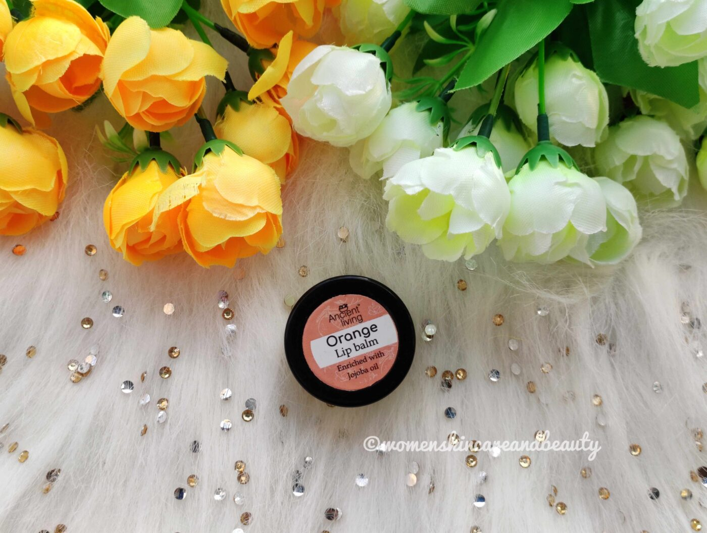 Ancient Living Orange Lip Balm