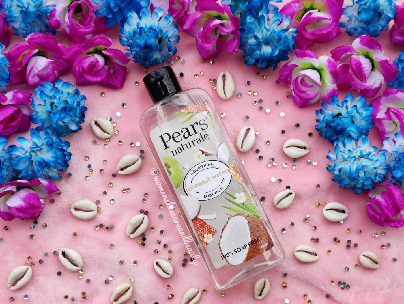 Pears Naturalé Coconut Water Nourishing Body Wash
