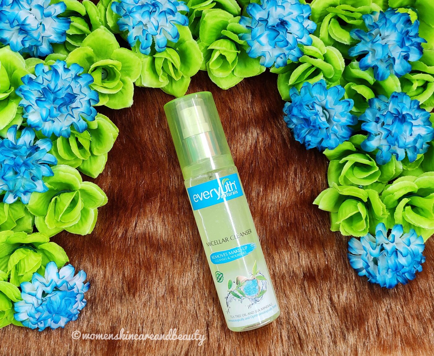 Everyuth Naturals Micellar Cleanser