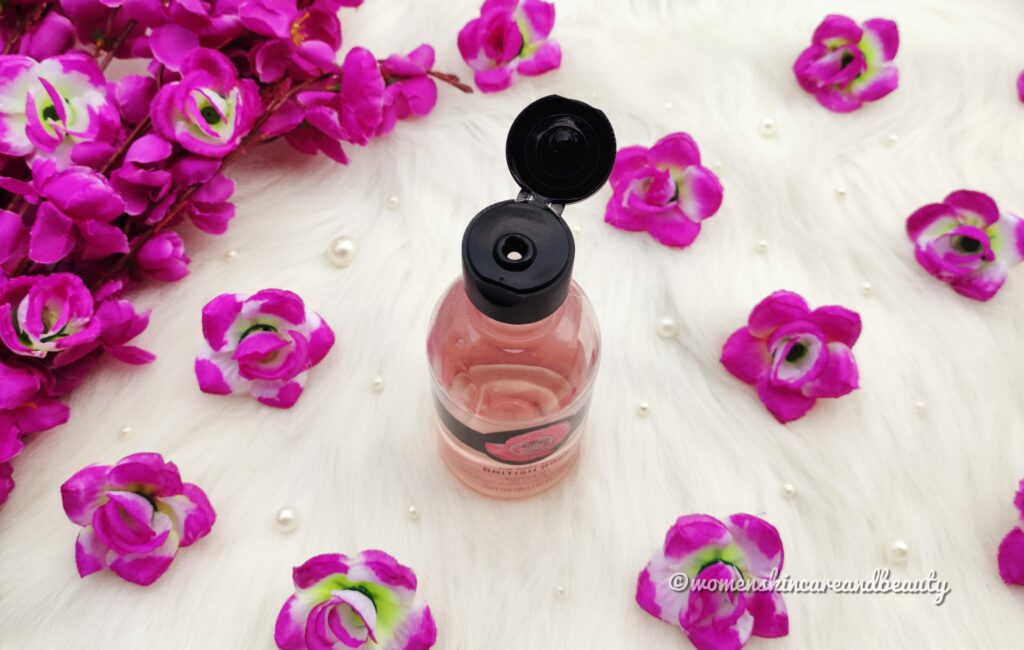 The Body Shop British Rose Shower Gel